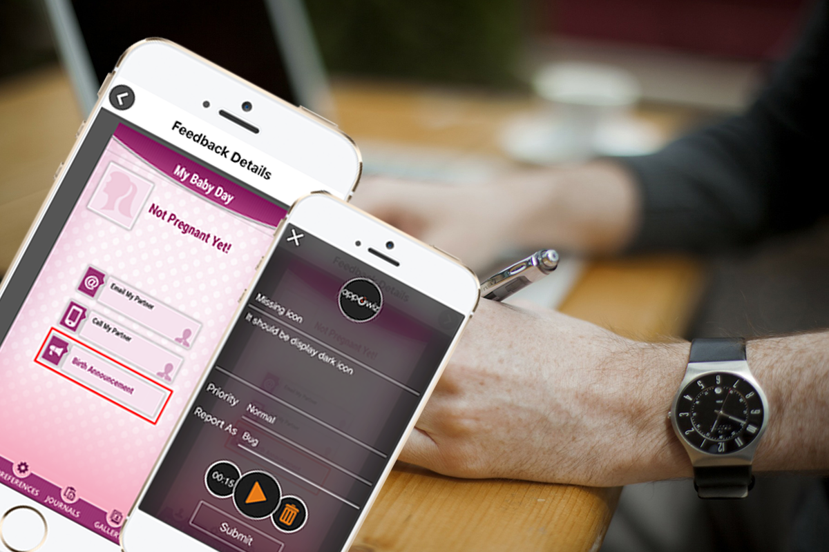 Fix bugs faster with appOwiz and deliver flawless mobile apps